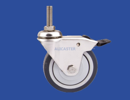 31 stainless steel Light duty caster-31-2051-5411-TTB1