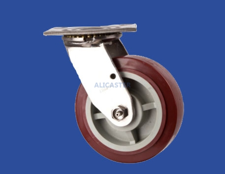 33 stainless steel heavy duty caster-33-4020-1241