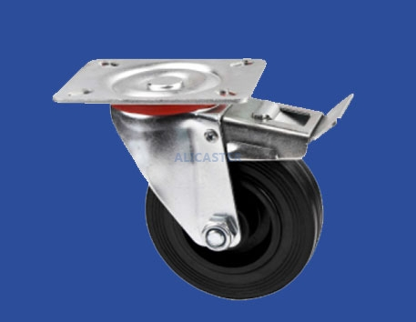 90 Industrial Rubber/PP/PU/PA Casters-93-3020-3361-TTB3