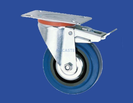 90 Industrial Rubber/PP/PU/PA Casters-99-3020-3361-TTB3